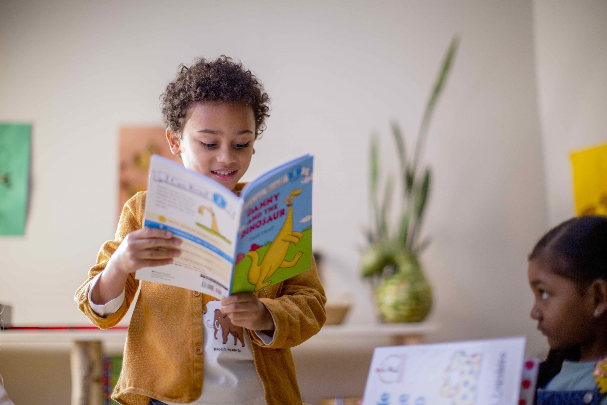 50 book recommendations for curious kids on kid-favorite topics like dinosaurs
