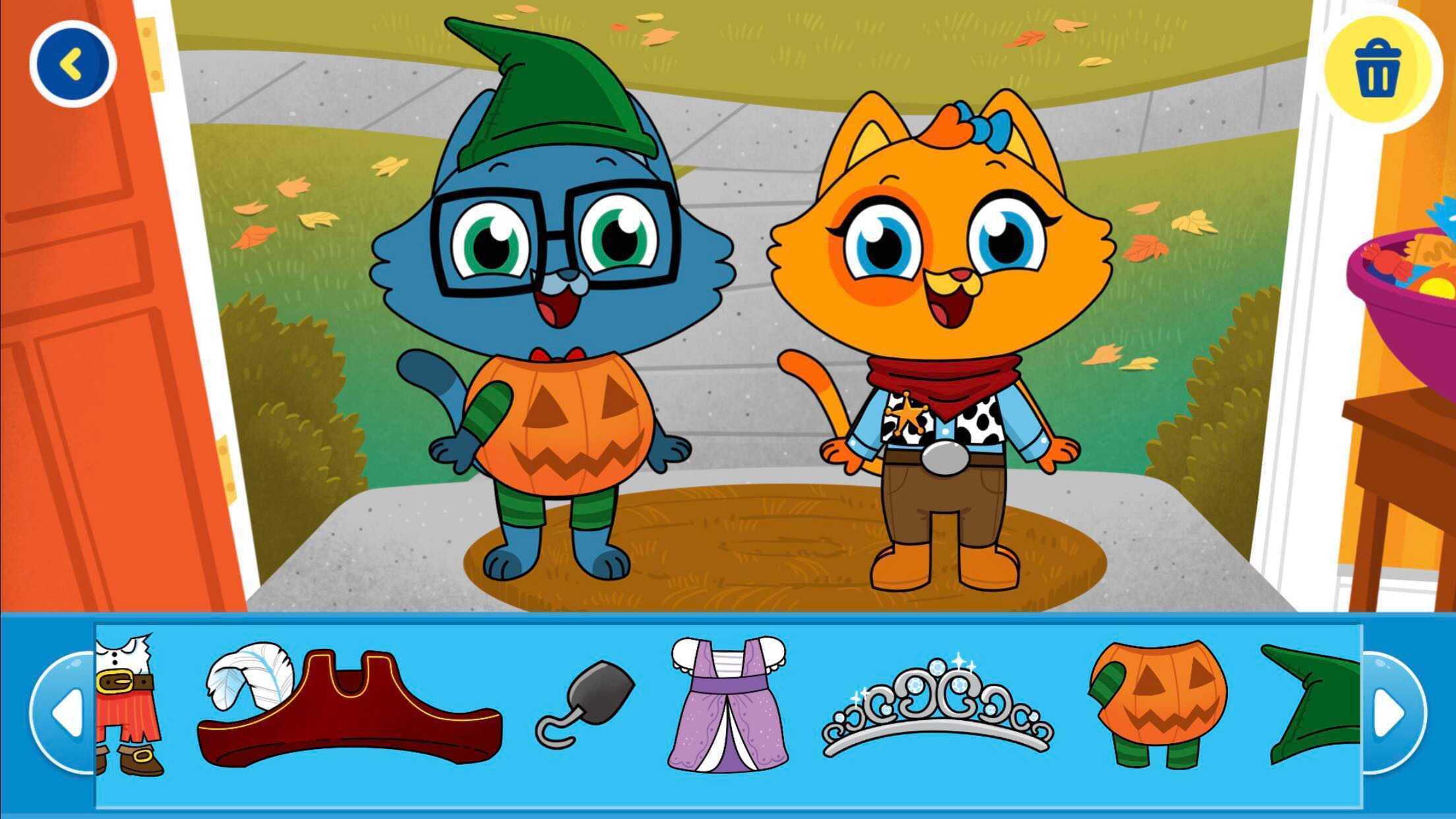 Halloween Costume Game